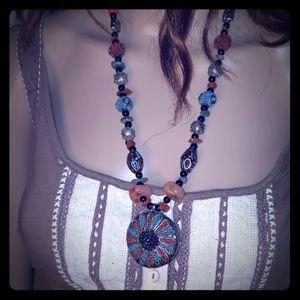 Beautiful Vintage Boho Necklace